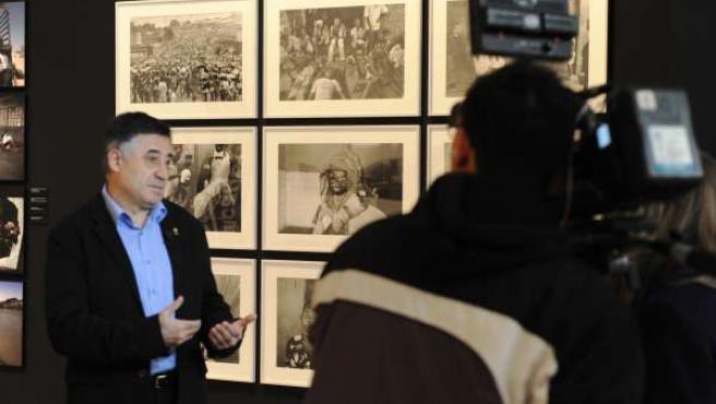 Exposición 'Antología' en el IAACC Pablo Serrano.