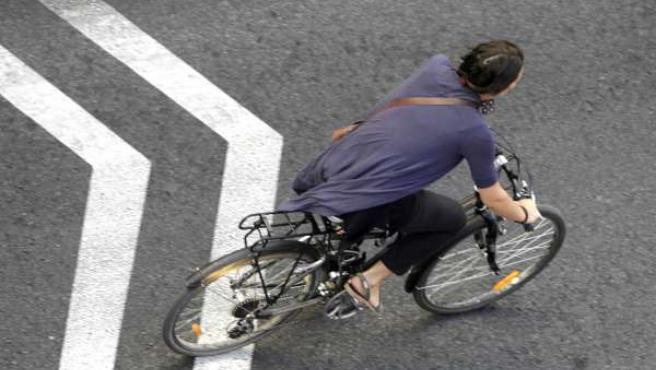 Bicicleta, ciclista