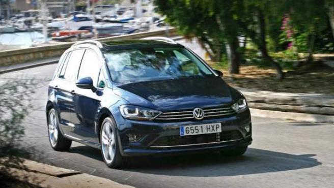 Volkswagen Golf Sportsvan Advance 1.6 TDI BMT 110 CV DSG