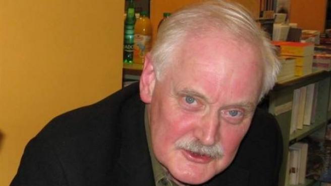 El caricaturista holandés Bernard 'Willem' Holtrop, uno de los miembros de la generación que fundó la revista 'Charlie Hebdo'.