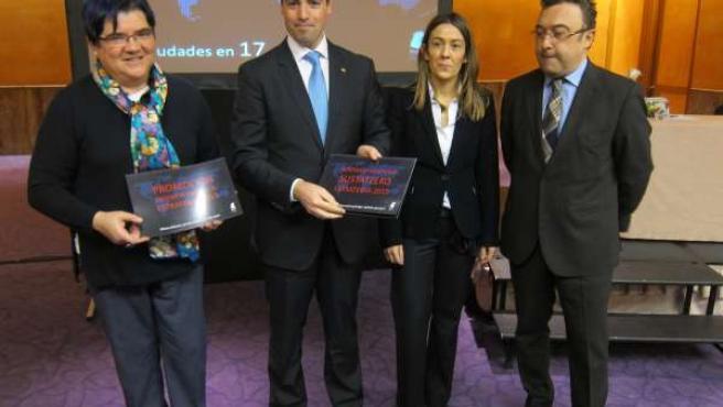 Pradales presenta la estrategia de Promoción Turística 2015