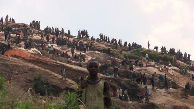 Imagen del primer reportaje del programa 'En tierra hostil'.