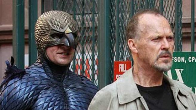 Imagen de 'Birdman', dirigida por Alejandro González Iñárritu.