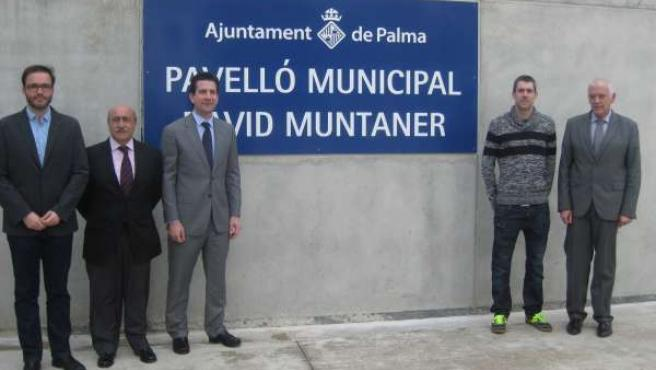 Polideportivo David Muntaner