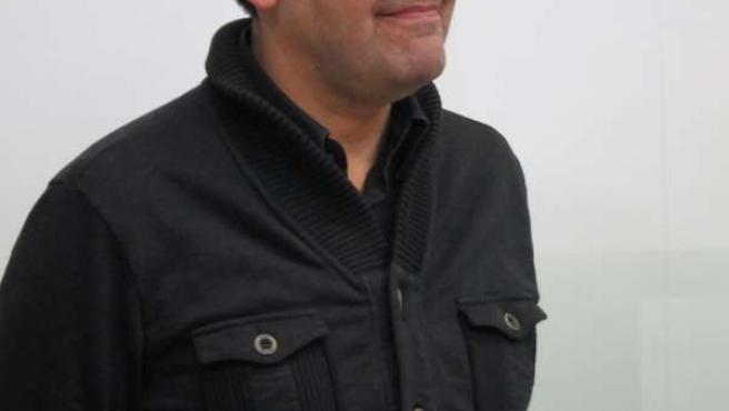 El portavoz del PSOE-A en el Parlamento andaluz, Mario Jiménez