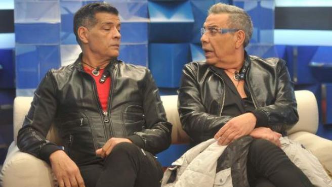 Los Chunguitos, en 'Gran Hermano VIP'.