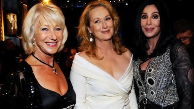 ¿Discrimina Hollywood a las actrices mayores de 40 años?