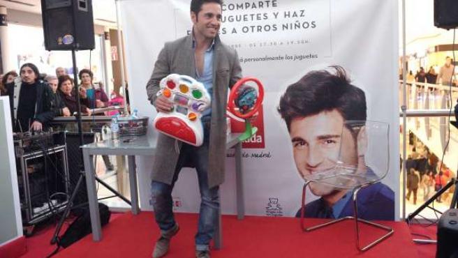 Alcampo Campaña recogida juguetes 2014-2015