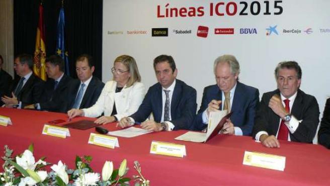 Bantierra renueva su acuerdo con el ICO