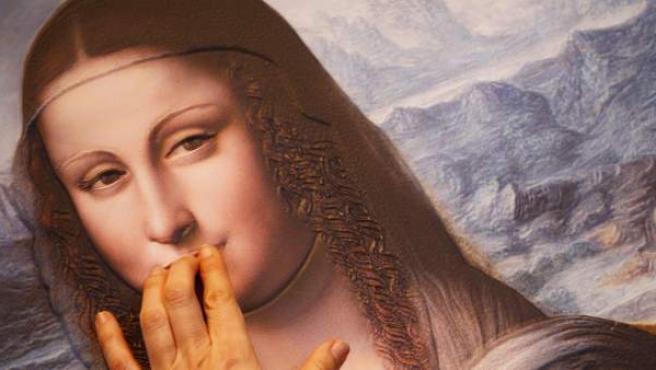 'La Gioconda' para invidentes en el Prado