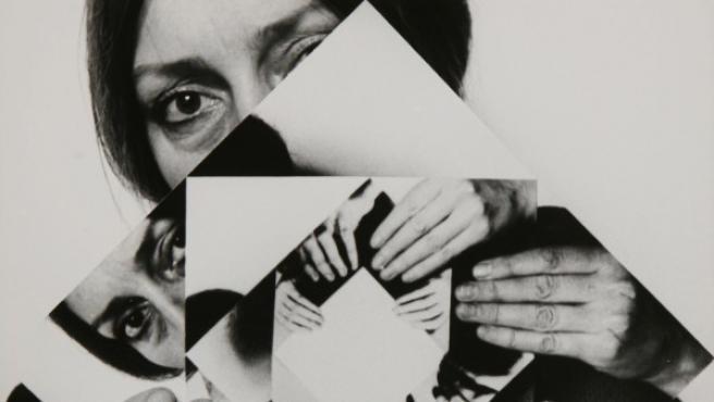 Foto abstracta de Dóra Maurer