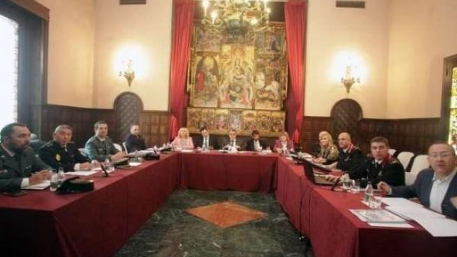 La junta de seguridad local de Lleida se ha reunido este miércoles