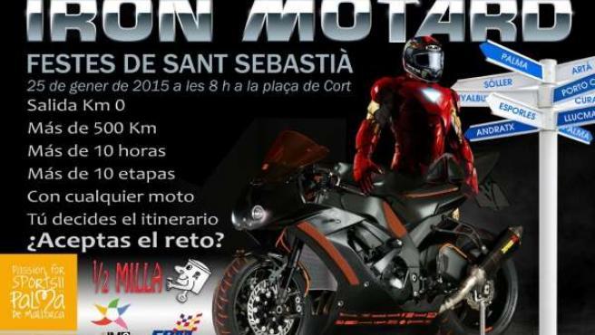 Iron motard