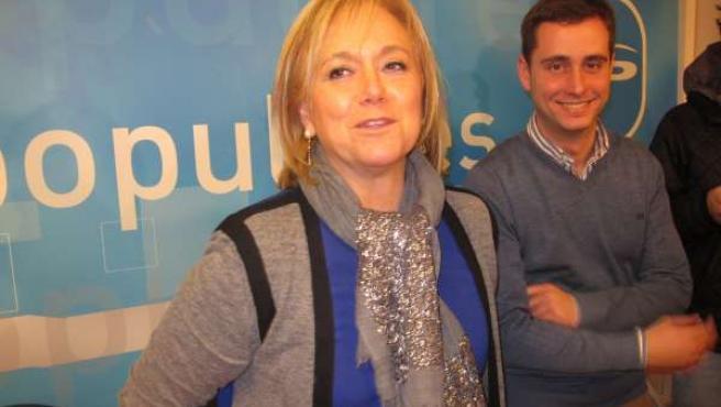 Mercedes Fernández y David González Medina