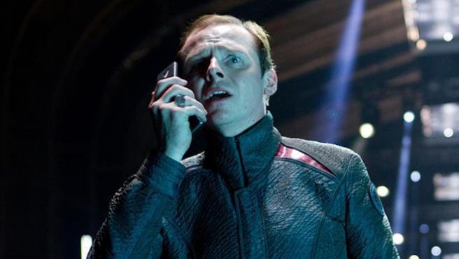 'Star Trek 3': Simon Pegg coescribirá el nuevo guión