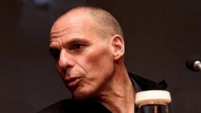 Varoufakis, profesor de Economía y posible ministro de Finanzas griego en el Gobierno de Syriza.