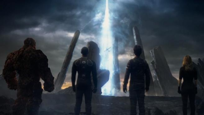 'Teaser' de 'Cuatro Fantásticos'