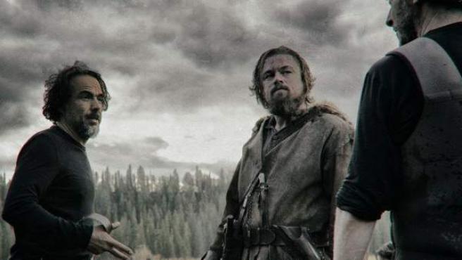 Primera imagen de la película 'The Revenant', dirigida por Iñárritu y protagonizada por Leonardo DiCaprio.