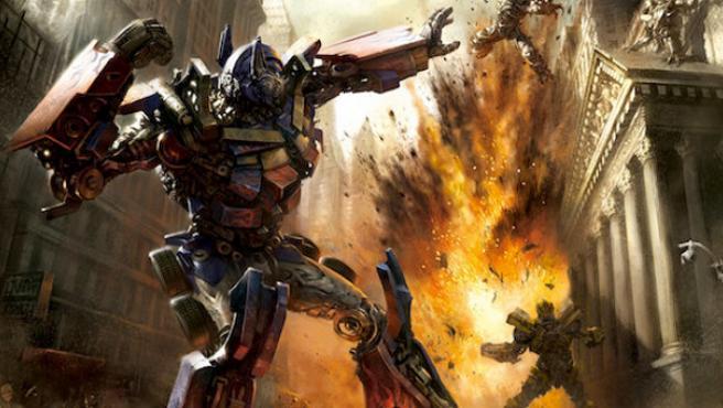 Vídeo del día: ¿Cuántas explosiones hay en 'Transformers'?