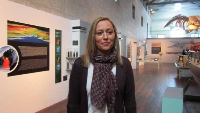 Elena Muñoz en Vigo