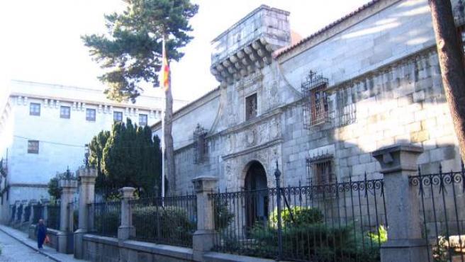 El Archivo Militar de Ávila, donde se ha encontrado documentación incautada por los nazis a la Generalitat en el exilio.