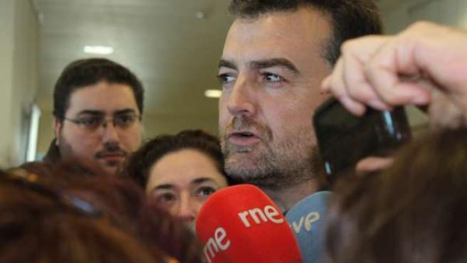 Antonio Maíllo, coordinador general de IULV-CA