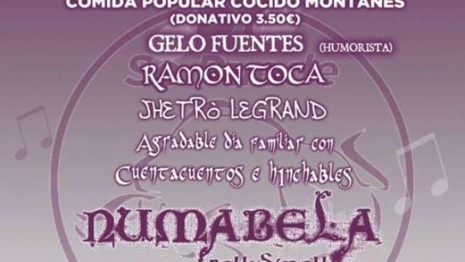 Festival fin de campaña 'Sí se puede Cantabria'