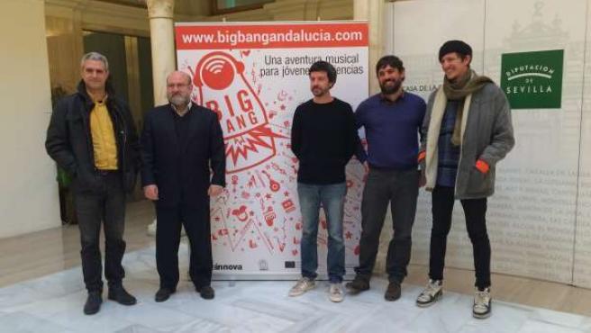 Presentación del Festival Internacional Big Bang