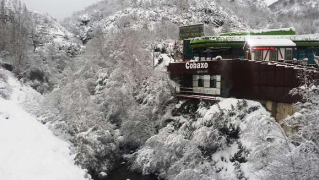 Apres-ski el 'Cobaxo', en Panticosa