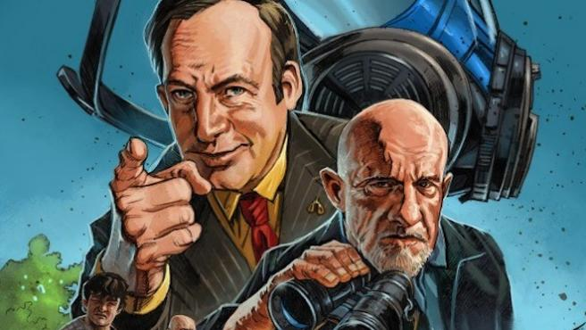 'Better Call Saul': Lee el cómic antes de ver la serie