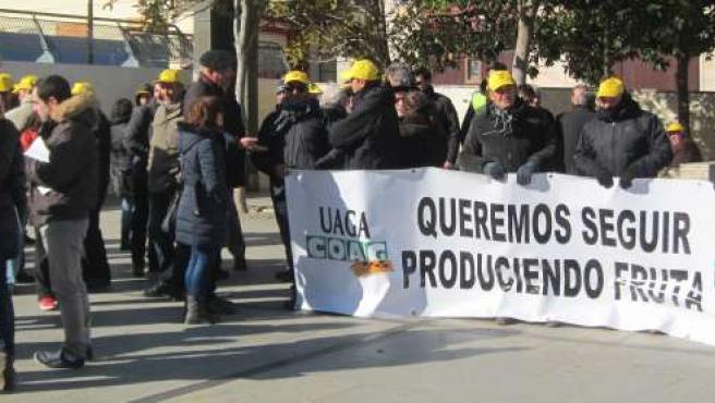UAGA se concentra este viernes en Zaragoza.