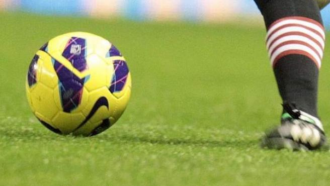 Imagen de archivo de un balón de fútbol.