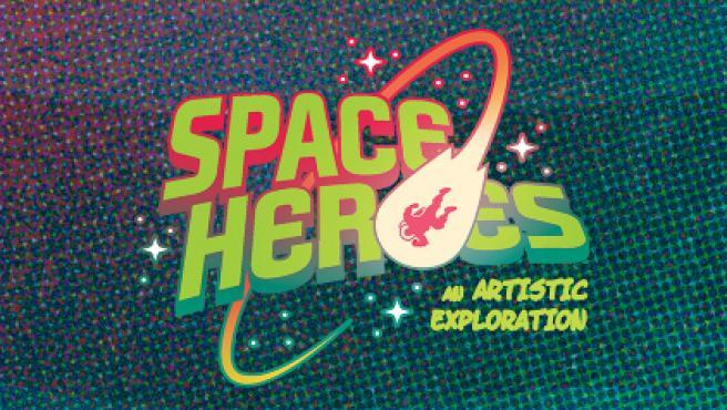 Exposición: Los grandes héroes galácticos del cine