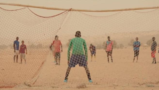 El fútbol prohibido de 'Timbuktu'