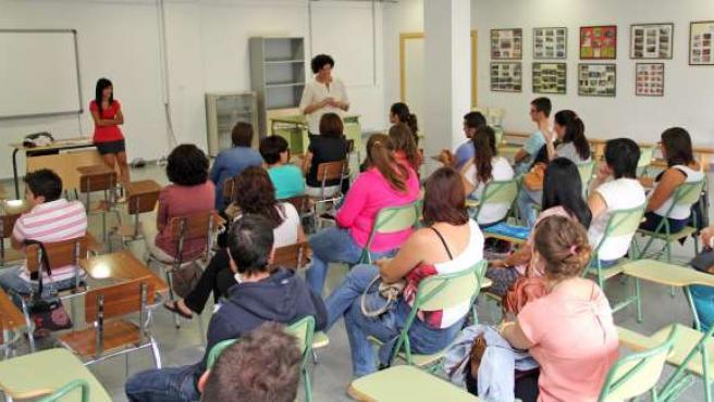 Escuela de Idiomas en Puerto Lumbreras
