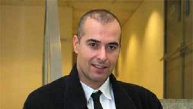 El miembro de Amistades Peligrosas, Alberto Comesaña, en una imagen de archivo.