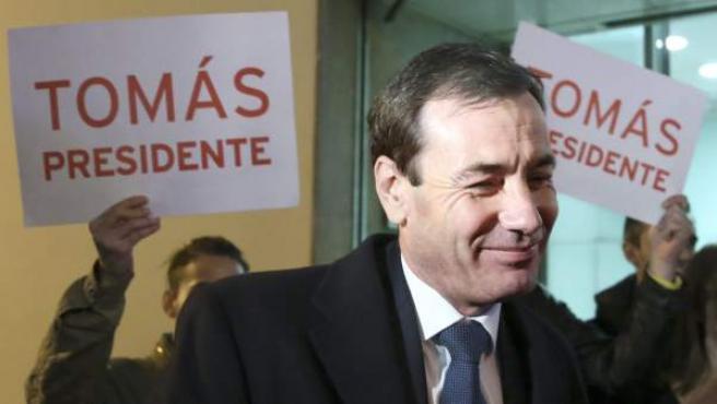 El exsecretario general del PSM, Tomás Gómez.