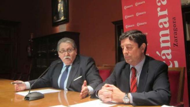 Manuel Teruel y José Antonio Vicente.