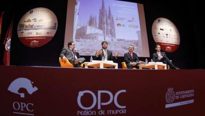 Participación de Burgos en el Congreso