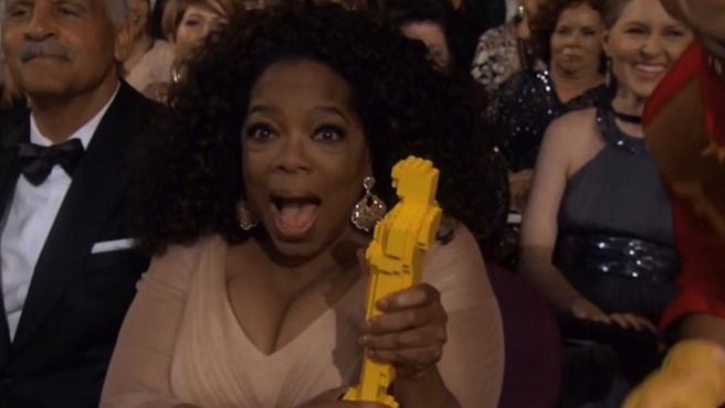 Cómo se hicieron los Oscar de Lego de los Oscar 2015
