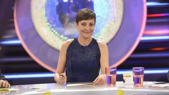 Eva Hache es la presentadora de 'Guasabi'.