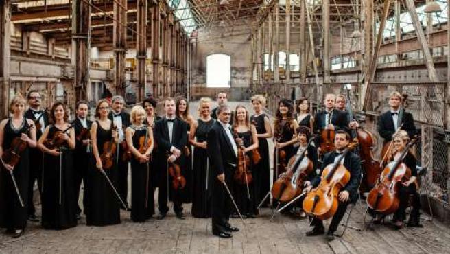 Classical Concert Chamber Orchestra En Valladolid El 1 Marzo