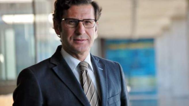 Miguel Pasqual del Riquelme, presidente del TSJ de la Región de Murcia