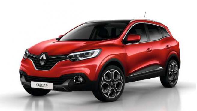 Imagen del nuevo coche de Renault