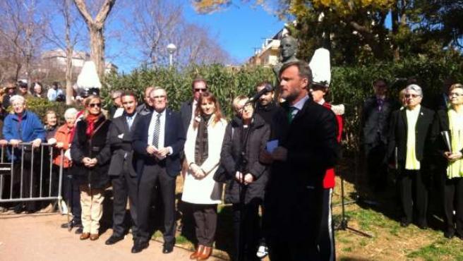 El delegado del Gobierno de Huelva en Madrid