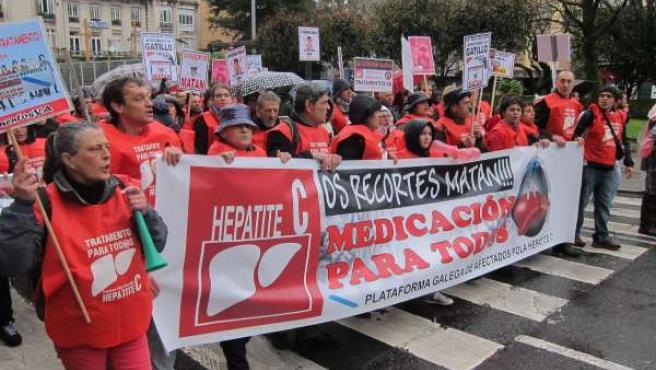 Manifestación Hepatitis C