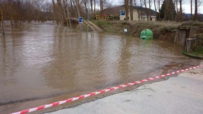 Fwd: Alerta Por Inundaciones 25 02 2015