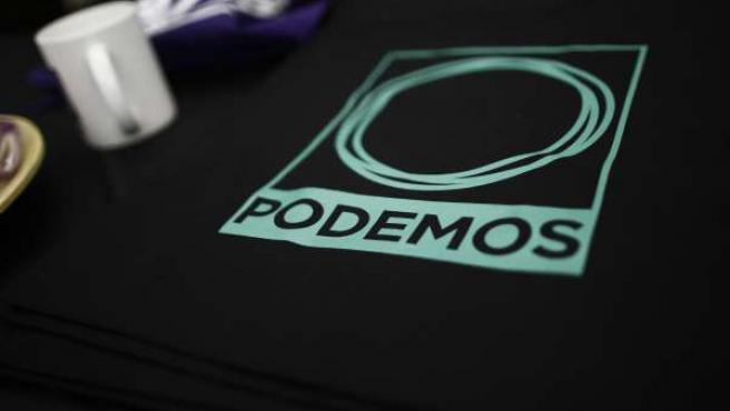 Camista de Podemos