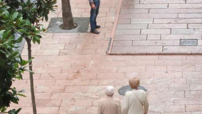Anciano, jubilado, imserso, pensionista, pensiones, anciana