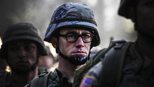 Primer vistazo a Joseph Gordon-Levitt como Snowden